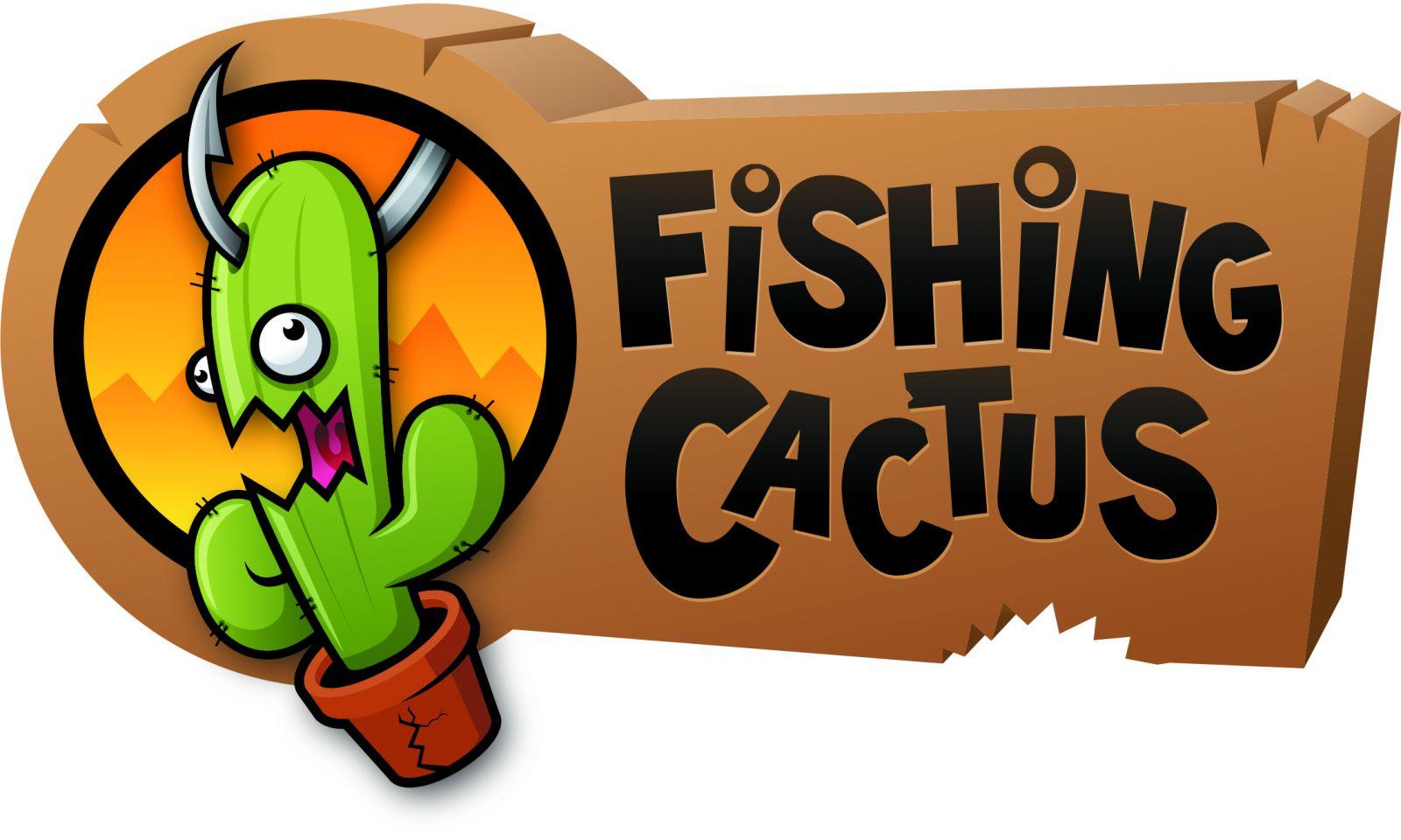 Logo Fishing Cactus
